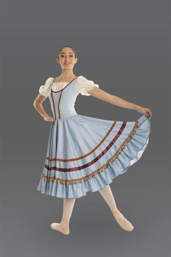 Giselle Peasant Costume