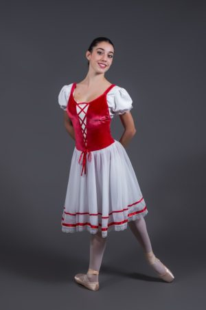 Swanilda Costume