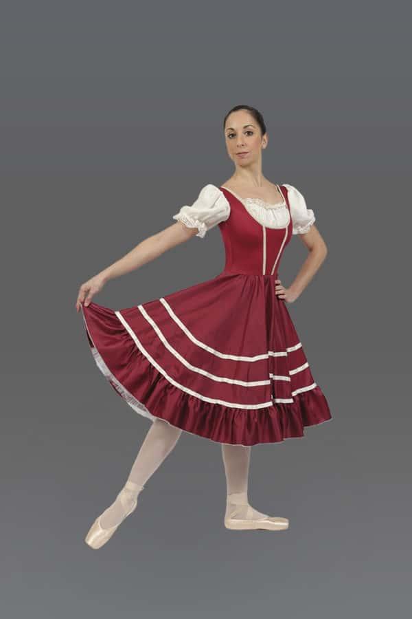 Coppélia Peasant Costume