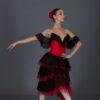 Spanish Doll Tutu