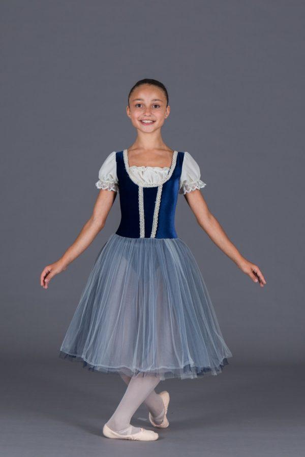 Child Peasant Dress